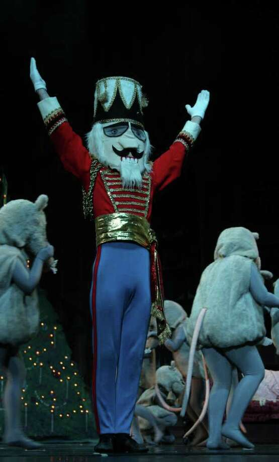Photo provided by Beaumont Civic Ballet The annual production of the Nutcracker will open Dec. 10 at the Julie Rogers Theatre in Beaumont.
