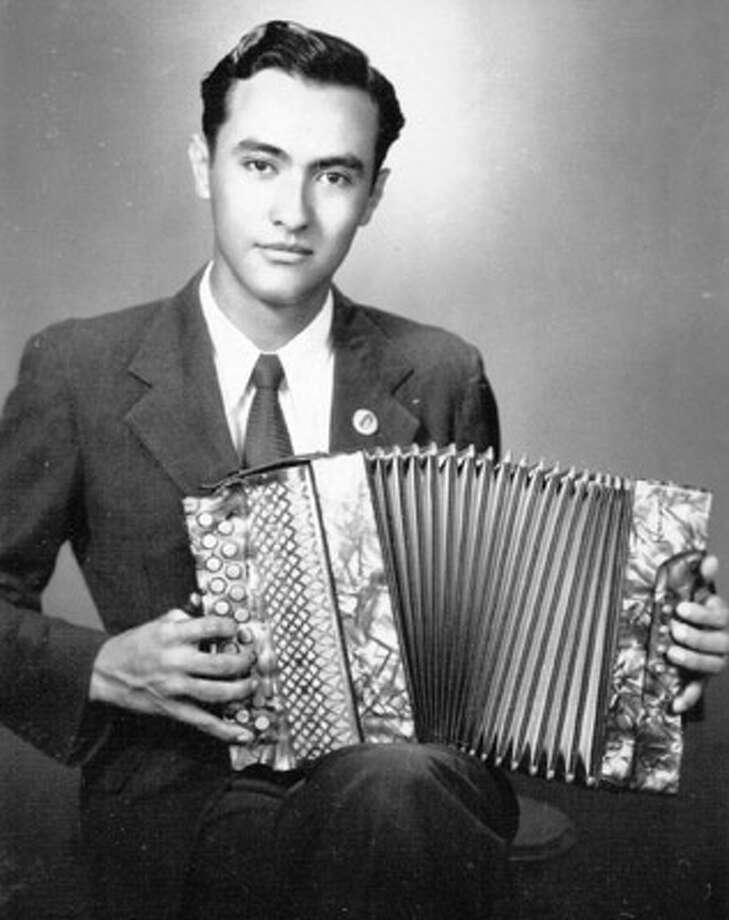Jesus Garcia organized his brothers into a conjunto group called Los Hermanos Garcia Torres in the 1940s and played gigs in the area.