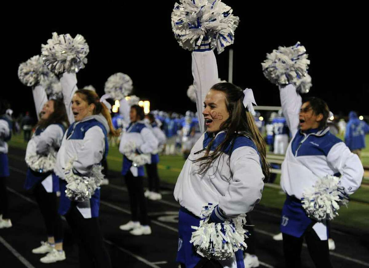 Friday's FCIAC football championship game betweenTrumbull High School and Darien High School on November 19, 2010.