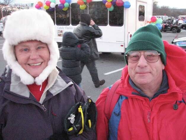Were you seen at Schenectady Gazette Holiday Parade? Photo: Kristi Gustafson