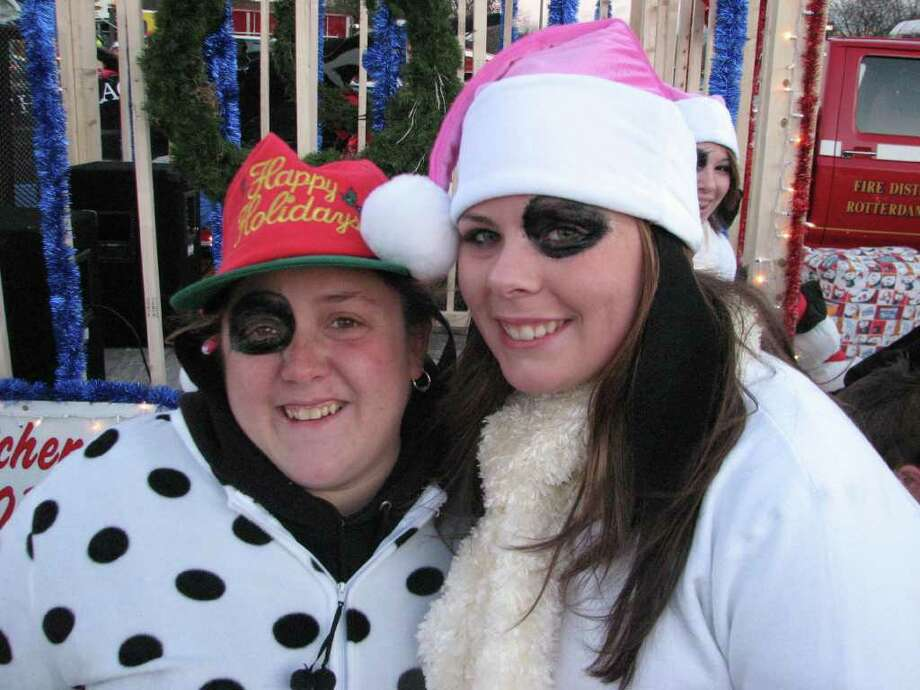 Were you seen at Schenectady Gazette Holiday Parade? Photo: Kristi Gustafson