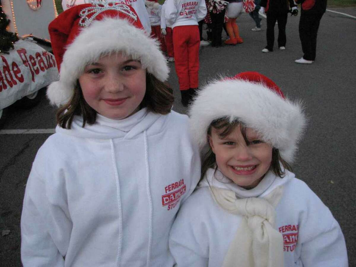 Were you seen at Schenectady Gazette Holiday Parade?