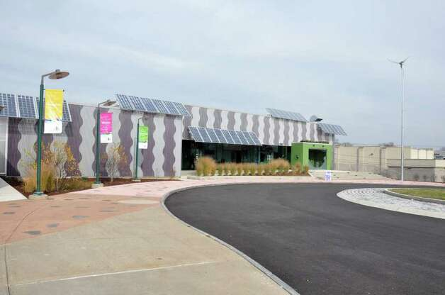 Stepping Stones Museum for Children expansion during the grand re-opening on Saturday, Nov. 20, 2010. Photo: Amy Mortensen / Connecticut Post Freelance