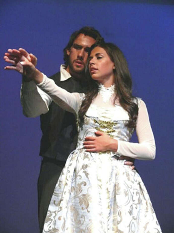 """Hungarian Nights"" is playing at Crystal Theatre in Norwalk. Photo: Contributed Photo / Darien News"