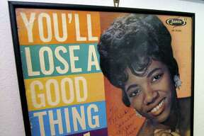 """Barbara Lynn's 1962 album cover for hit song, """"You'll Lose a Good Thing."""" Dave Ryan/The Enterprise"""