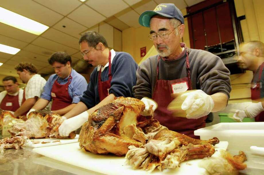 St Anthony S Dining Room Volunteer Thanksgiving