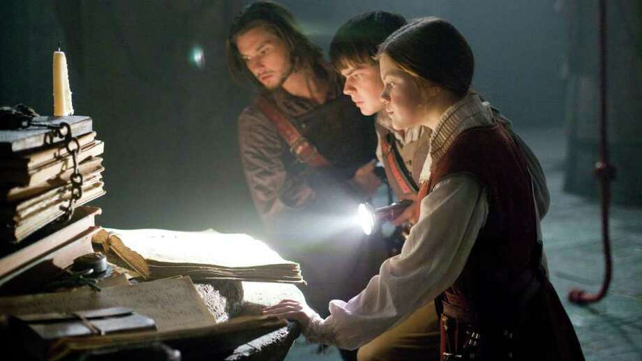 """""""The Chronicles of Narnia: The Voyage of the Dawn Treader"""" Photo: File Photo / Stamford Advocate File Photo"""