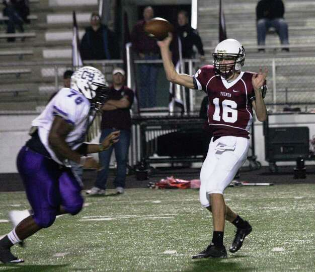 Newton?s season came to an end Friday when Cameron Yoe defeated the Eagles 70-26.