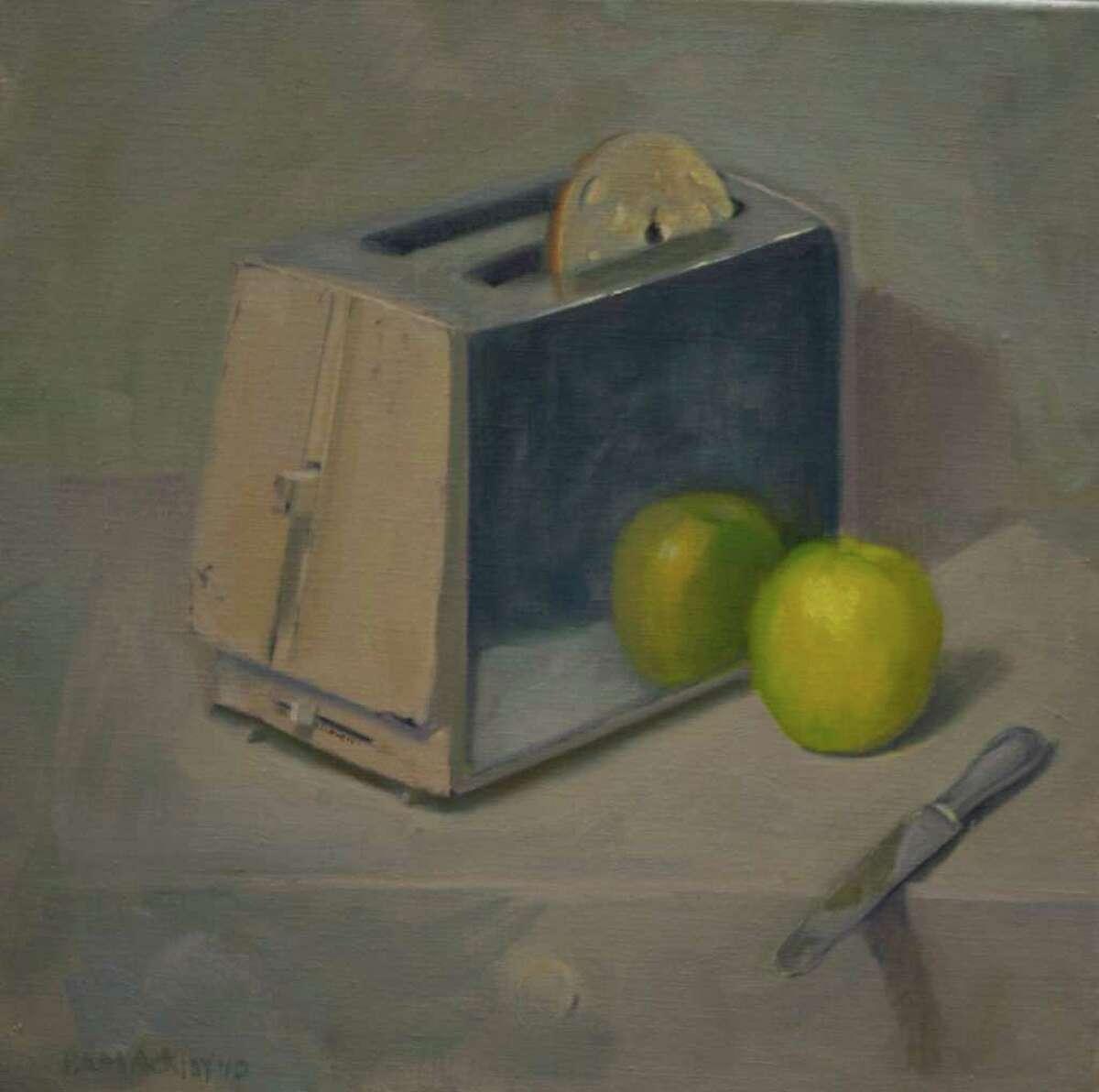 Artist Pam Ackley will display her work at Atria Darien.