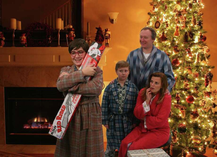 Capital Repertory Theatre brings 'A Christmas Story' to life ...