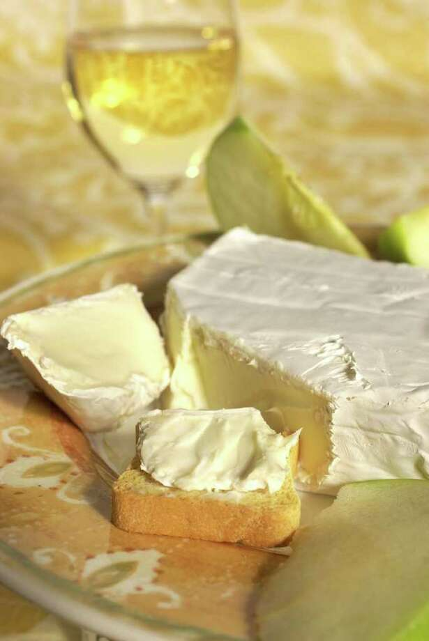 Nancy's Hudson Valley, Camembert cheese (Will Waldron / Times Union) Photo: WILL WALDRON / ALBANY TIMES UNION