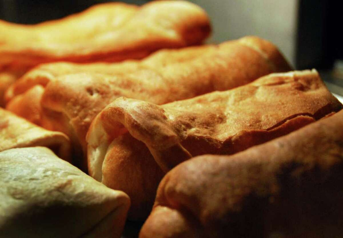Esperanto, the Saratoga Springs Caroline Street staple, says it has sold two million of these doughy delights filled with spices, chicken, cheese and green onion. How many can you buy with $1,200? Esperanto, which is starting delivery and takeout on Monday, April 20, says it is selling frozen take-and-bake Oboys for $3 a piece. $1,200/ $3 = 400 Oboys