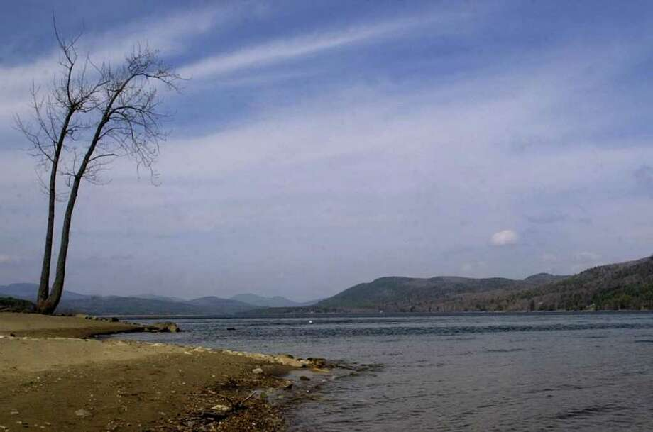 Land surrounding Batchellerville and Edinburg on the Great Sacandaga Lake in Saratoga County. (Times Union archive/Will Waldron) Photo: WILL WALDRON / ALBANY TIMES UNION