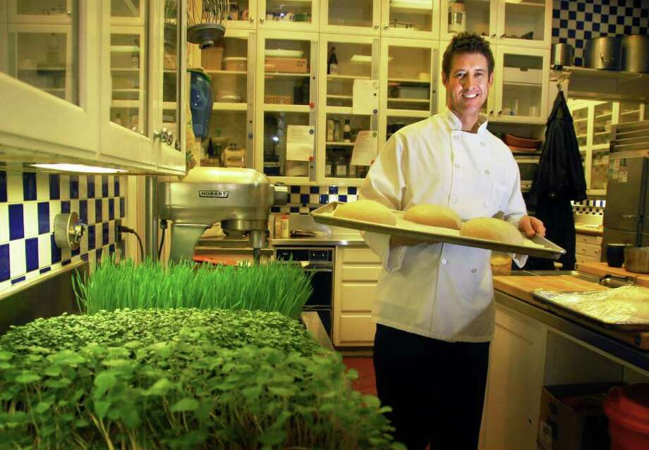 Noah Sheetz, the governor's executive chef, will be one of seven chefs at the event. (John Carl D'Annibale / Times Union)