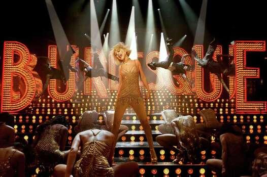 Christina Aguilera stars in Screen Gems' BURLESQUE. Photo: STEPHEN VAUGHAN, BURLESQUE / DF-45456