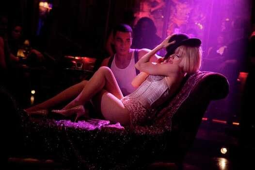 Christina Aguilera stars in Screen Gems' BURLESQUE. Photo: STEPHEN VAUGHAN, BURLESQUE / DF-10521