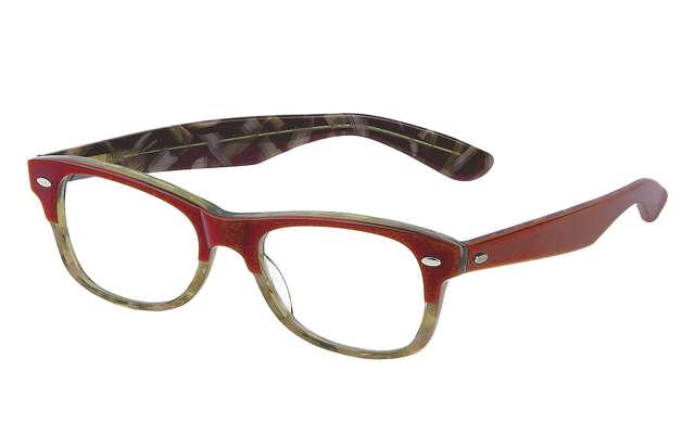 Stella in Merlot eyeglass frames by Corinne McCormack,... 450948 ...