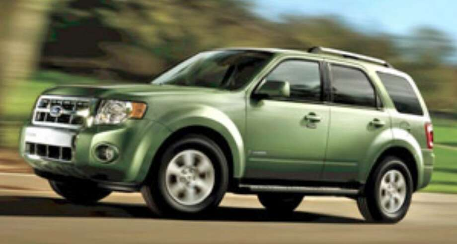 The 2010 Escape Hybrid comes with a 153-horsepower Atkinson cycle 2.5-liter four-cylinder engine coupled with a 94-horsepower electric motor.