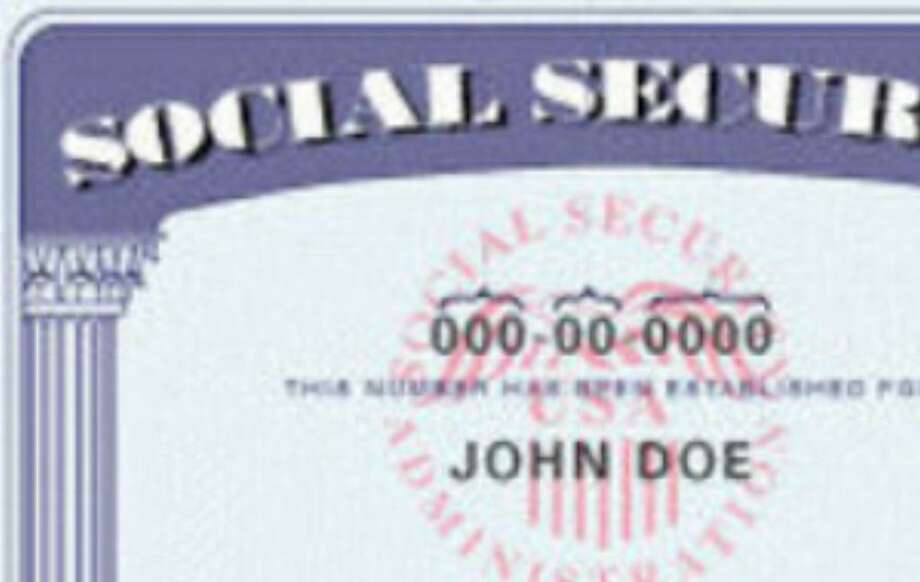 "A reader complains that the zeros on ""John Doe's"" Social Security card will match the entitlement program's cost-of-living increase for the next two years."