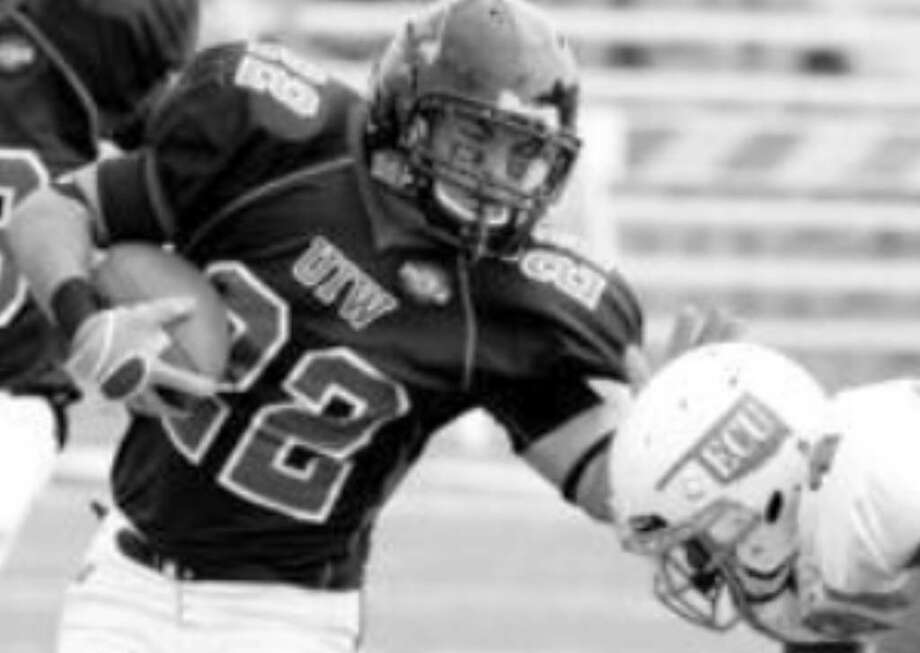 Running back Trent Rios, who was the first player to commit to Incarnate Word, tallied 357 rushing yards, 184 receiving yards and four TDs in his injury-shortened first season.