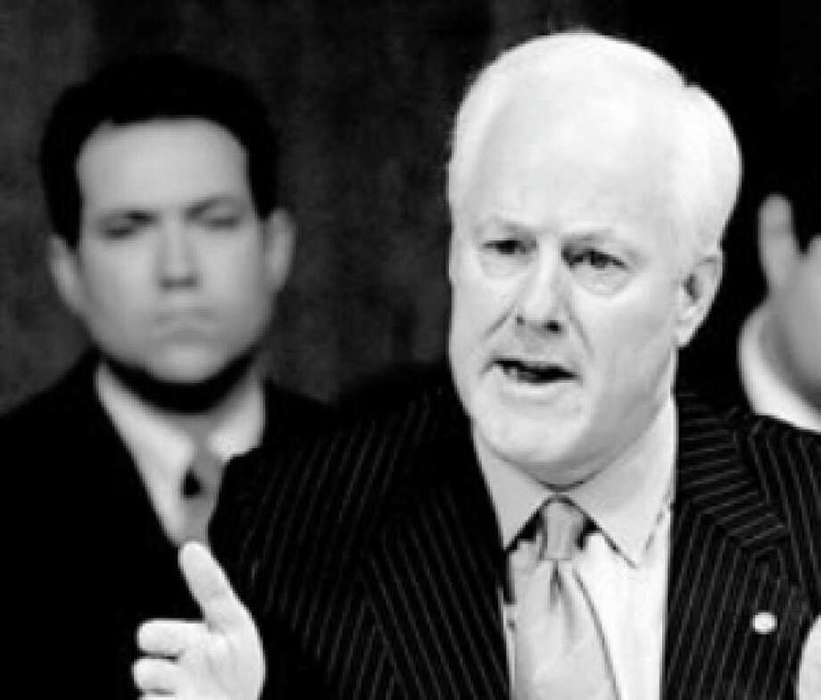 Sen. John Cornyn, R-Texas, has long championed legislation that would guarantee expedited delivery of overseas ballots so military personnel can have their votes counted.
