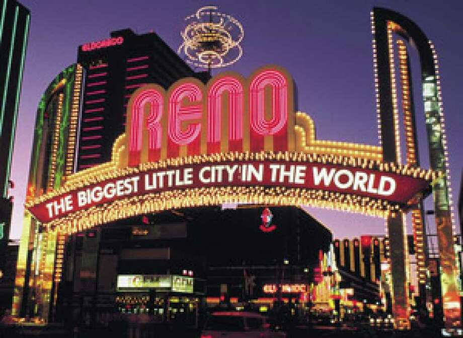The 2,076 incandescent, 11-watt light bulbs in the Reno Arch will be replaced with more efficient 2.5-watt LED bulbs.