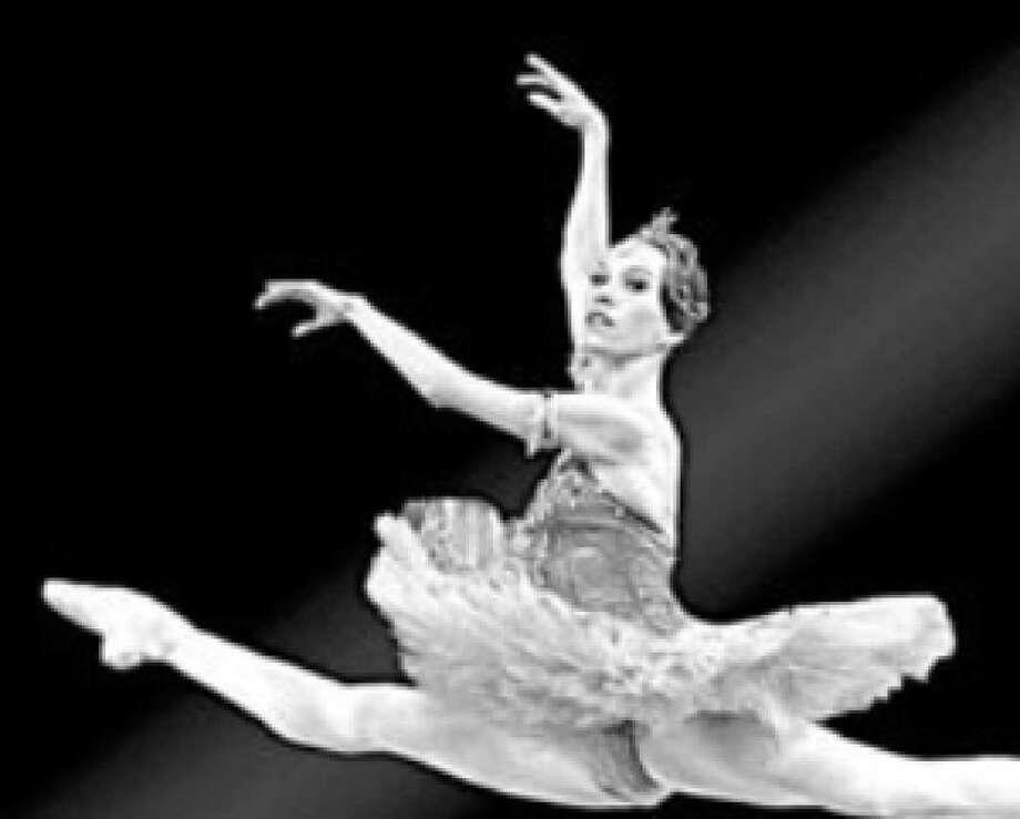 Bolshoi's Marianna Ryzhkina will perform this weekend.