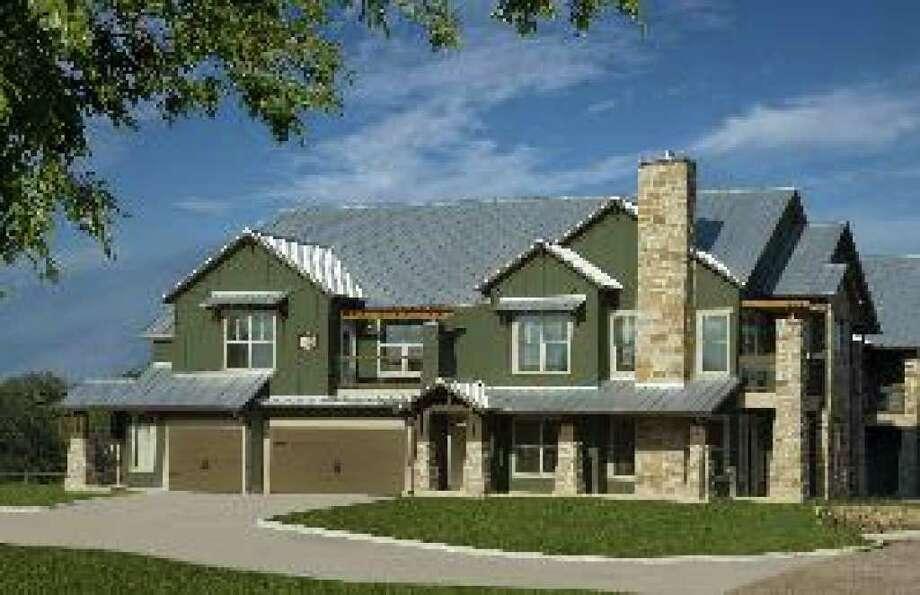 New Apartments Resemble Houses San Antonio ExpressNews - The preserve apartments san antonio