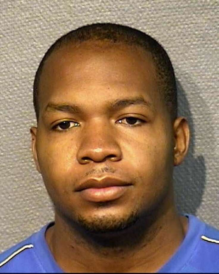 Iniubong Effiong Ebong, 31, of Beaumont, was arrested and charged Sunday with injury to a child after his 5-month-old daughter, Indya Ebong, died Friday from blunt trauma to the abdomen. Ebong remains in the Harris County Jail on a $200,000 bond.  Submitted photo Photo: PROVIDED PHOTO / DirectToArchive