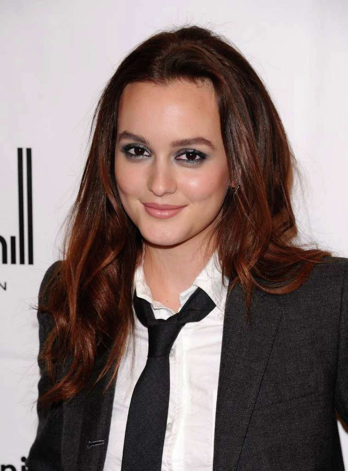 Actress Leighton Meester attends the 20th anniversary of The Gotham Independent Film awards in New York, on Monday, Nov. 29, 2010. (AP Photo/Peter Kramer)