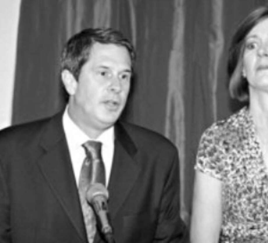 Sen. David Vitter, R-La., (left) seen here with wife Wendy in 2007, wants the census to ask about citizenship and immigration status. A reader writes that since Vitter was once linked to an escort service, the census should also ask about philandering.