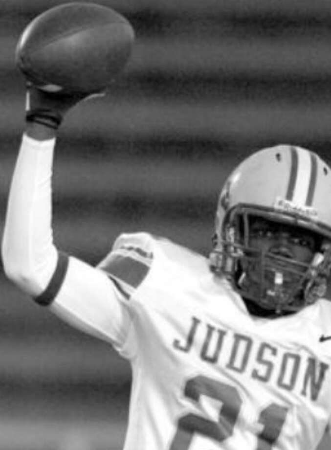 Richard Griffin and the Judson Rockets clinched a winning season for an area-record 33rd consecutive season and are headed to the playoffs.