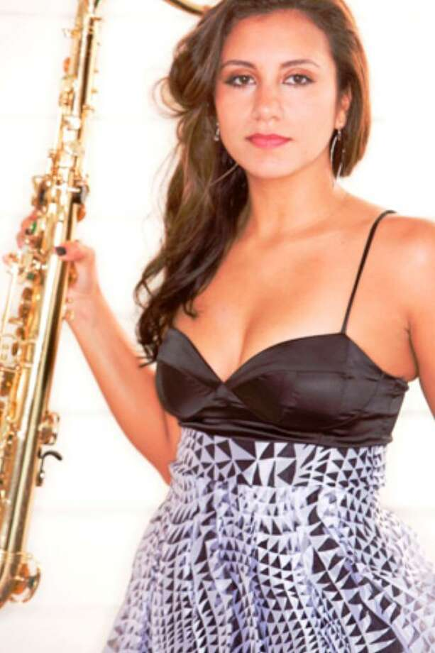Tenor saxophone player Jessy J recently finished a European tour with Michael Bolton.