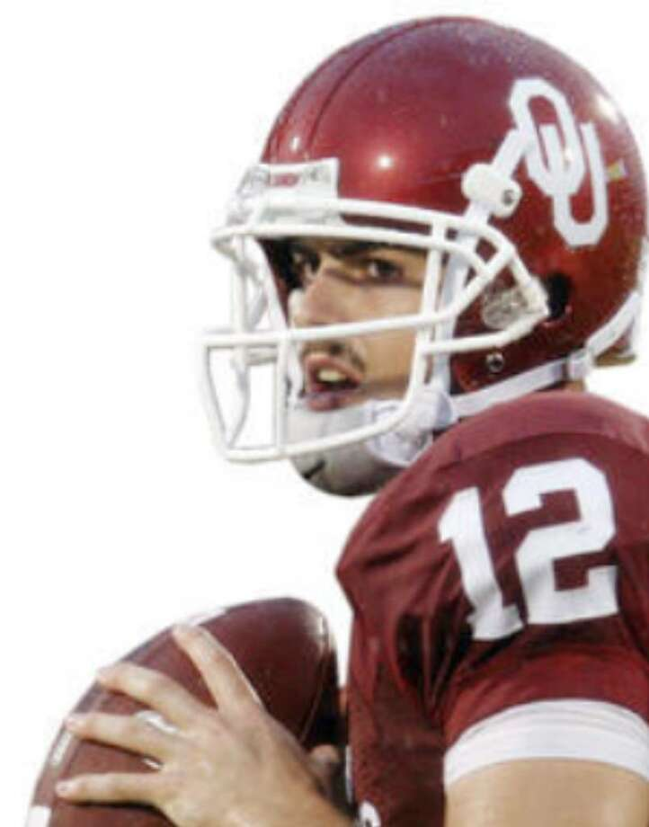Oklahoma quarterback Landry Jones has led the Sooners to two blowout victories since Heisman Trophy winner Sam Bradford was injured in the opener against BYU. Last week, Jones threw six TD passes.
