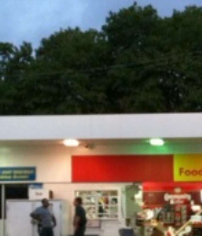 Police are looking for suspects who did a smash and grab burglary at a convenience store Tuesday.