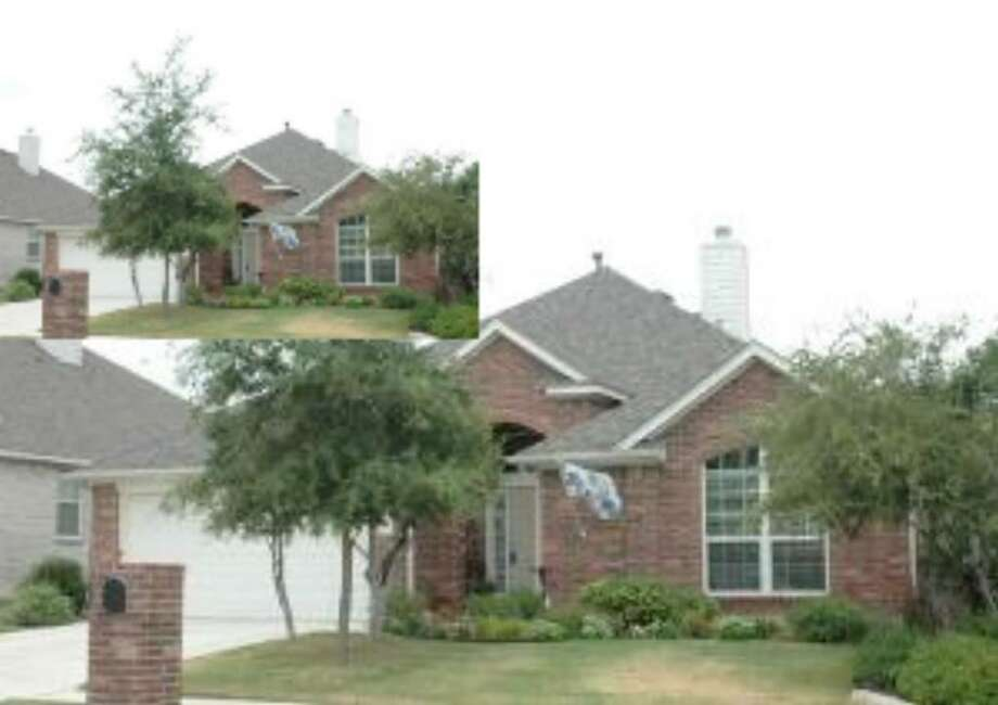 List price for this three-bedroom, two-bath home in the Stonegate Hill subdivision is $245,000. It is 3 years old.