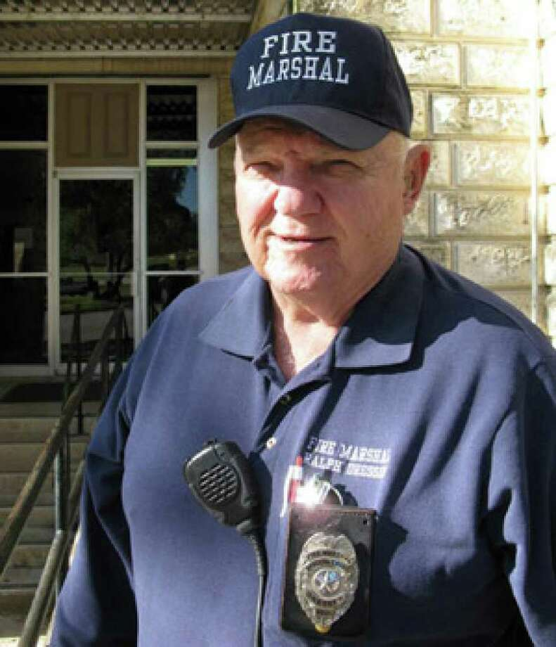 Bandera County S Volunteer Fire Marshal Set To Retire