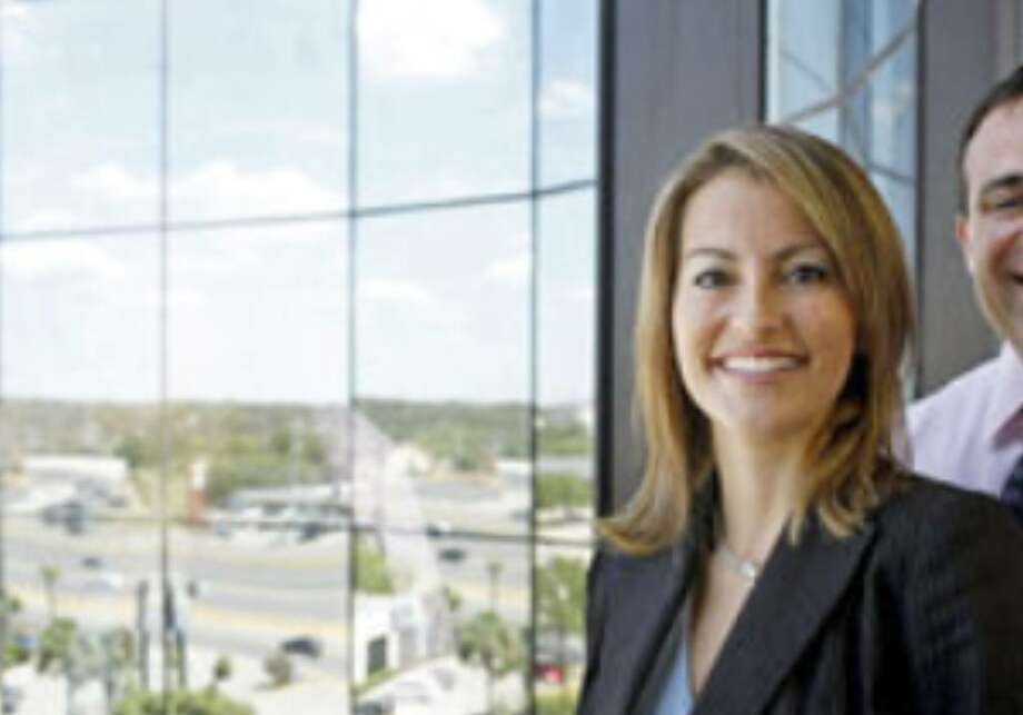 P3S Corp. President Mary Ellen Trevino and her husband, Chief Operating Officer Sam Trevino, in her office in San Antonio, have turned the company into successful government services firm.