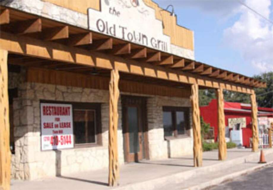 The Old Town Grill lay vacant a year before its purchase by Ken Dempsey and partners.