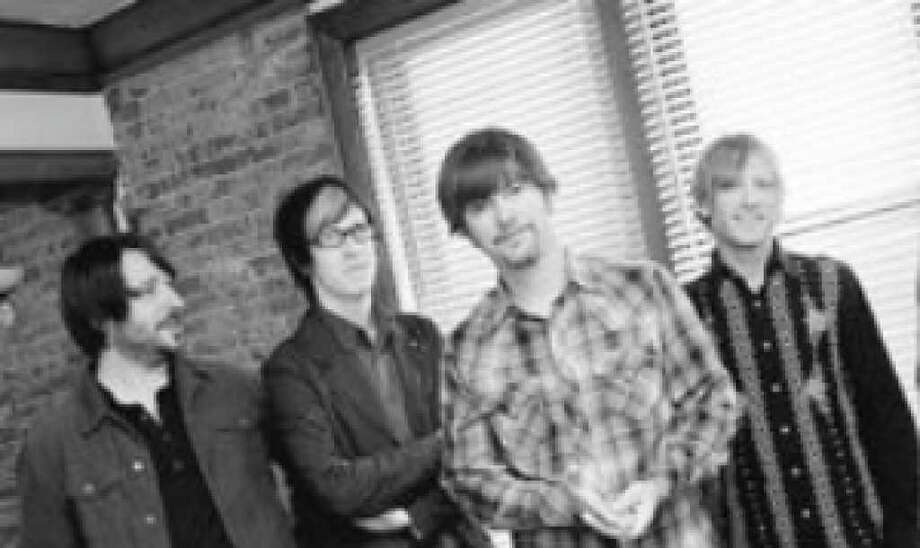 Son Volt will roll into John T. Floore Country Store tonight.