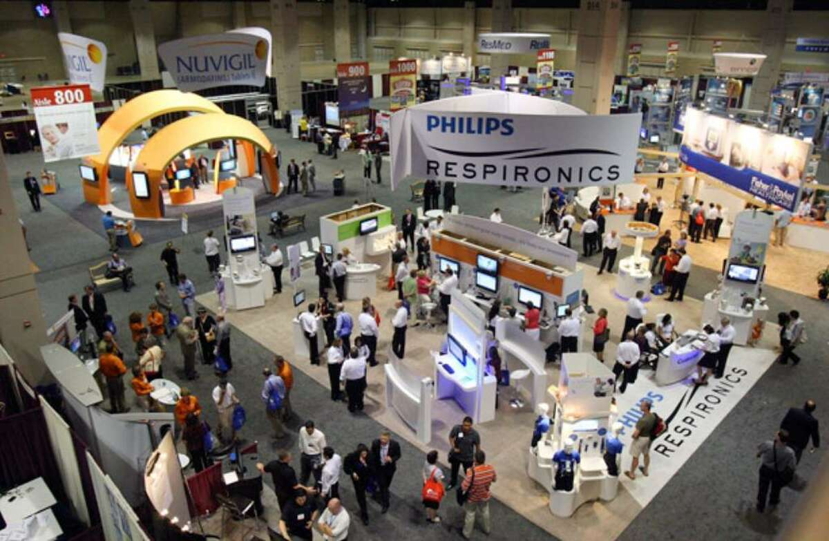 The 24th annual meeting of the Associated Professional Sleep Societies is taking place at the Convention Center. A study presented there showed insomniacs were three times more likely to die of all causes than people who were well rested.