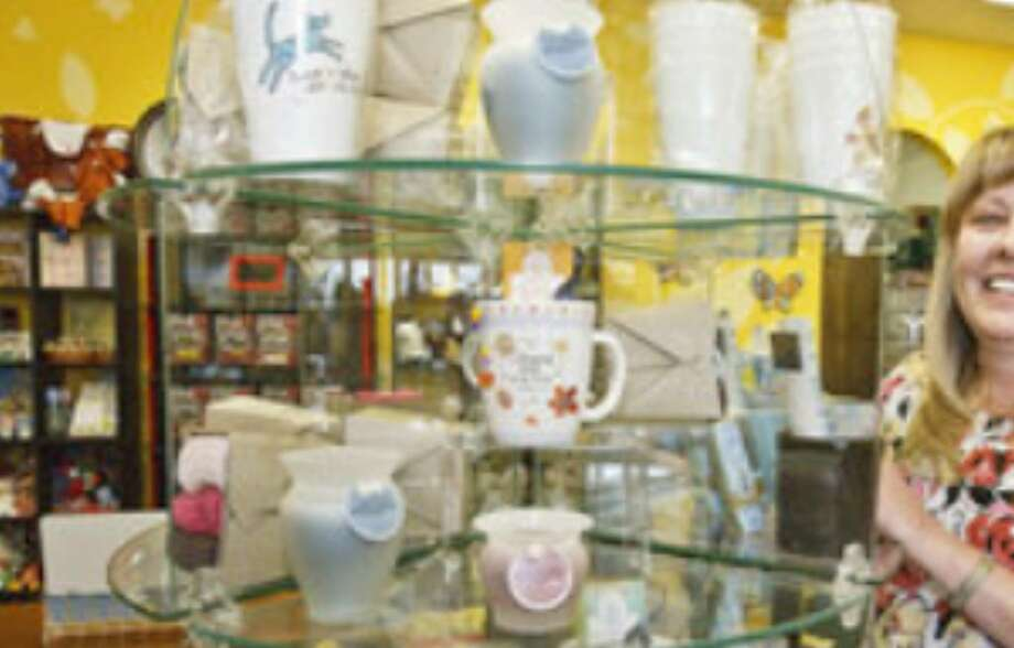 Raven Home Gifts owner Renita Rabozzi doesn't stock her store with merchandise. She stocks it with memories and inspiration.
