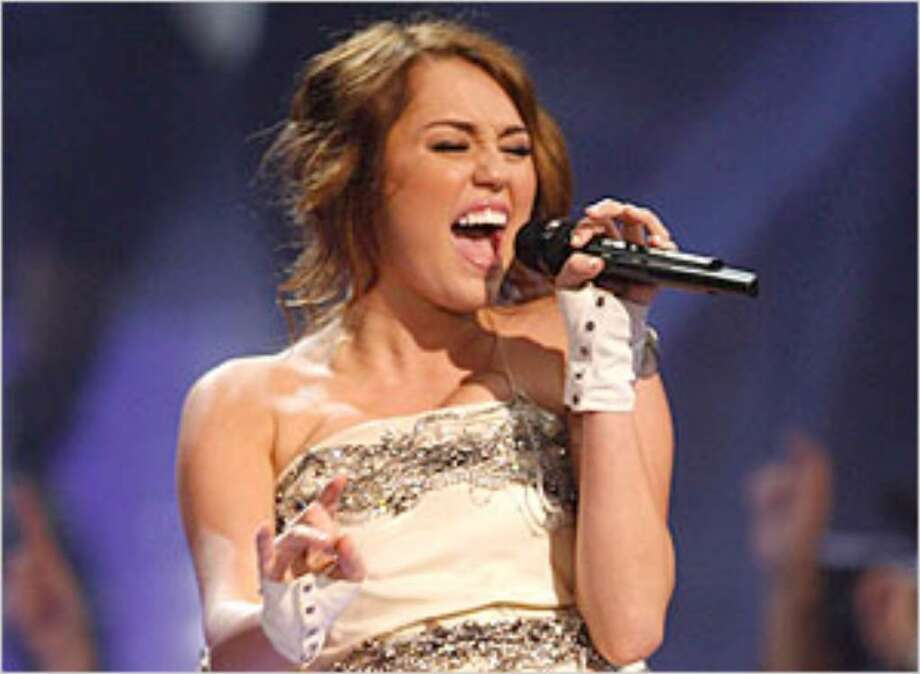 Miley Cyrus fans can expect to hear pop, rock 'n' roll and country when she plays Thursday at the AT&T Center.