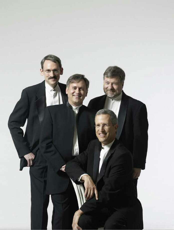 The Orion String Quartet will lead off the Performing Arts Center at Purchase College's chamber music series at 3 p.m., Sunday, Dec. 5. In addition to the performance, the award-winning radio broadcaster Bill McGlaughlin will provide context to the music by guiding conversations with the players and the audience. Photo: Contributed Photo / Stamford Advocate Contributed