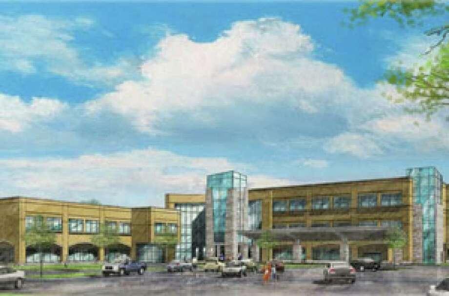 Southeast Baptist Hospital to break ground Jan  16 - San
