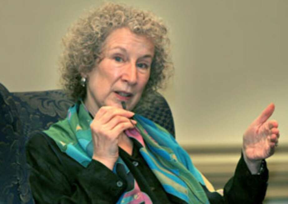 """Author Margaret Atwood has written the second in a trilogy of dystopian works, following """"Oryx and Crake."""""""