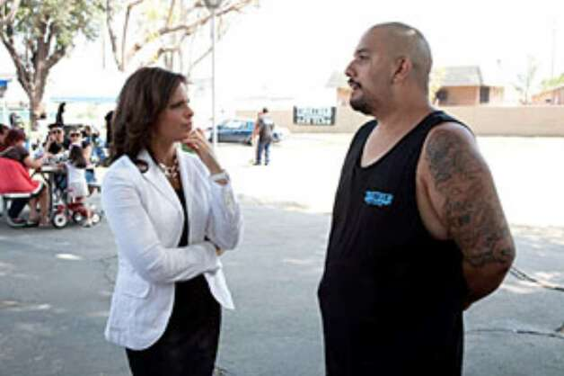 "CNN anchor Soledad O'Brien interviewed Latinos from across the country for ""Latino in America,"" which will air Oct. 21 and 22."