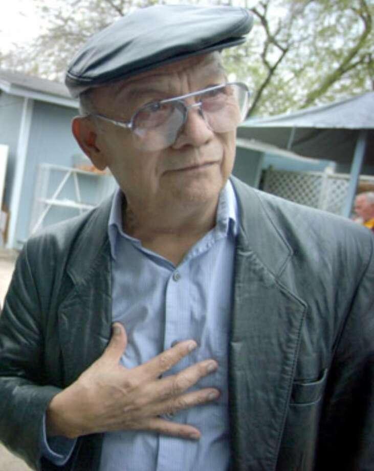 Freddie Garcia believed spiritual healing was key.