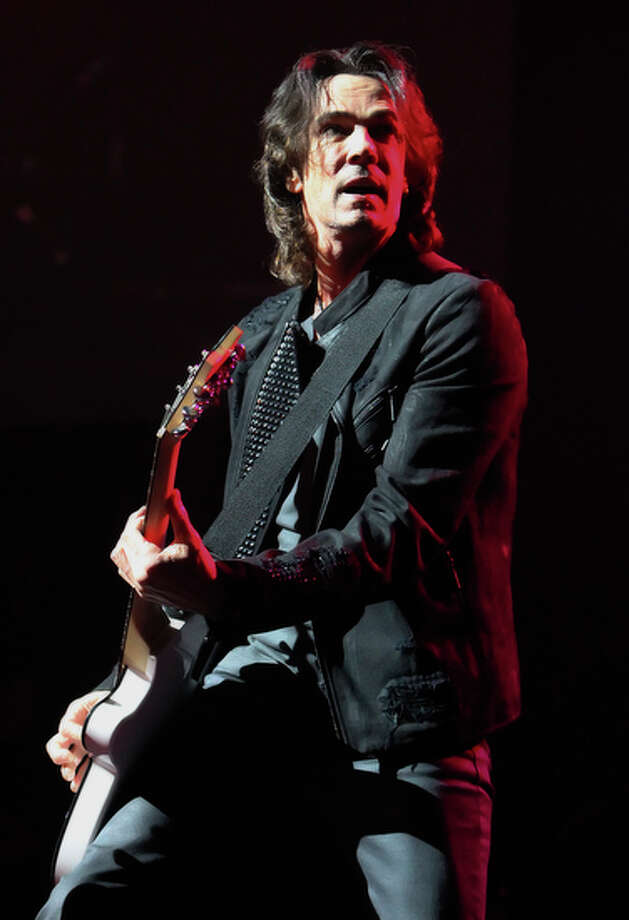 Rick Springfield performs at the Rock and Roll Marathon concert at Lila Cockrell Theater on Friday, Nov. 12, 2010. Photo: Kin Man Hui, San Antonio Express-News / kmhui@express-news.net