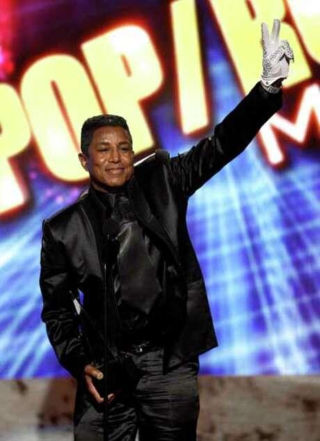 Jermaine Jackson Photo: Associated Press
